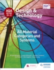 Image for AQA GCSE (9-1) design and technology: All material categories and systems