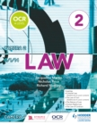 Image for OCR A Level Law Book 2 : Book 2