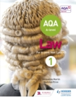 Image for AQA A-level law for year 1/AS