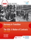 Image for Germany in transition, 1919-1939: USA : a nation of contrasts, 1910-1929