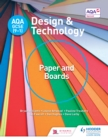 Image for Design and technology.: (Paper and boards)