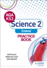 Image for AQA Key Stage 3 science 2 'extend': Practice book