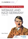 Image for Edexcel GCSE (9-1) history.: (Weimar and Nazi Germany, 1918-39)