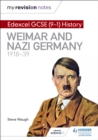 Image for Edexcel GCSE (9-1) history: Weimar and Nazi Germany, 1918-39