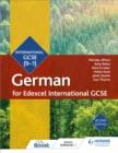 Image for Edexcel international GCSE German: Student book