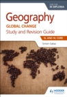 Image for Geography for the IB diploma study and revision guideSL and HL core