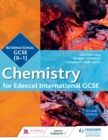 Image for Edexcel international GCSE chemistry. : Student book