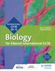 Image for Edexcel international GCSE biology: Student book