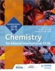 Image for Edexcel international GCSE chemistryStudent book