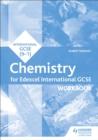 Image for Edexcel international GCSE chemistry workbook