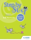 Image for Step by Step Book 3 Teacher's Guide : Book 3,