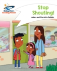 Image for Reading Planet - Stop Shouting! - White: Comet Street Kids