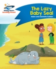 Image for The lazy baby seal