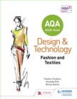 Image for AQA AS/A-level design and technology: Fashion and textiles