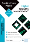 Image for Higher Business Management: Practice Papers for Sqa Exams