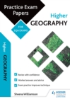Image for Higher geography: practice papers for SQA exams