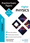 Image for Higher physics: practice papers for the SQA exams