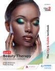 Image for Beauty therapy: for the technical certificate. : Level 2