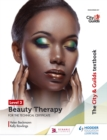 Image for Beauty therapy  : for the technical certificateLevel 2