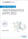 Image for AQA year 1 (AS) maths (applied)