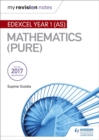 Image for Edexcel year 1 (AS) maths (pure)