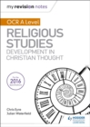 Image for Religious studies: Developments in Christian thought