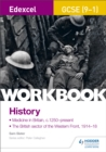 Image for Edexcel GCSE (9-1) history: Medicine in Britain, c1250-present and the British sector of the Western Front, 1914-18