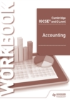 Image for Cambridge IGCSE and O Level Accounting Workbook