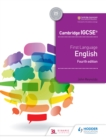 Image for First language English. : Cambridge IGCSE