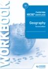 Image for Cambridge IGCSE geography workbook