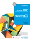 Image for Cambridge IGCSE core mathematics