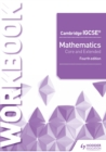 Image for Cambridge IGCSE Mathematics Core and Extended Workbook : Core and extended,
