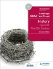 Image for Cambridge IGCSE and O level historyOption B,: The 20th century