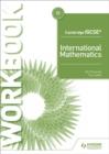 Image for Cambridge IGCSE international mathematics workbook