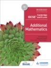 Image for Cambridge IGCSE and O level additional mathematics