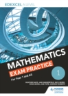 Image for Mathematics exam practice