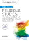 Image for AQA A-level religious studies.: (Study of Christianity and dialogues) : Paper 2,