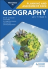 Image for Progress in geography  : planning and assessment pack