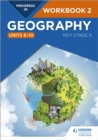 Image for Progress in geographyKey Stage 3,: Workbook 2 (units 6-10)
