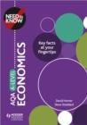 Image for AQA A-level economics