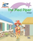 Image for Reading Planet - The Pied Piper - Lilac Plus: Lift-off First Words