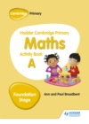 Image for Hodder Cambridge Primary Maths Activity Book A Foundation Stage