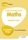 Image for Hodder Cambridge primary mathsFoundation stage,: Teacher's pack