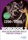 Image for AQA GCSE history skills for Key Stage 3Workbook 2,: 1700-2000
