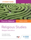 Image for Pearson Edexcel AS/A level religious studies.: (Student guide) : Edexcel A level/AS,
