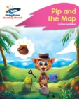 Image for Reading Planet - Pip and the Map - Pink A: Rocket Phonics
