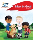 Image for Reading Planet - Max in Goal - Red B: Rocket Phonics