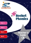 Image for Rocket phonicsTeacher's guide C (pink A-red B)