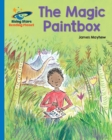 Image for The magic paintbox