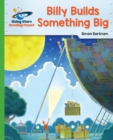 Image for Billy builds something big